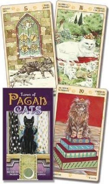 The Tarot of Pagan Cats | Earthworks