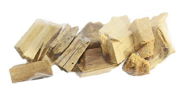 Palo Santo Chips 1/2oz bag | Earthworks