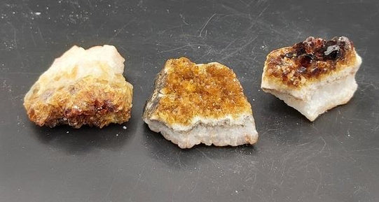 Citrine Cluster 73g Approximate