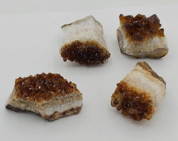 Citrine Cluster 58g Approximate