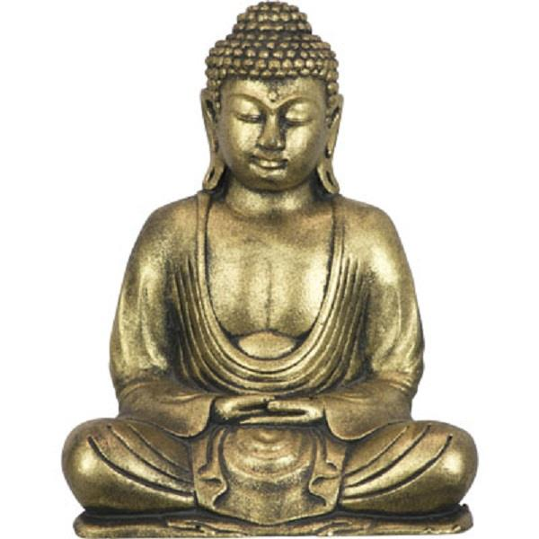 Statue Buddha in Meditation 8.5"