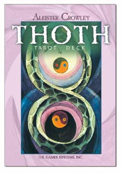 Crowley Thoth Tarot Deck Premier | Earthworks