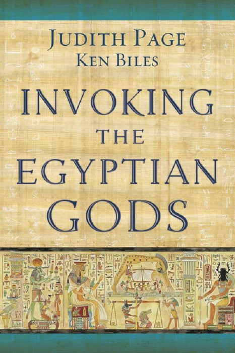 Book Invoking the Egyptian Gods | Earthworks