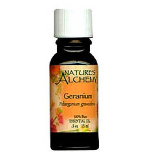 Essential Oil Geranium 15ml | Earthworks