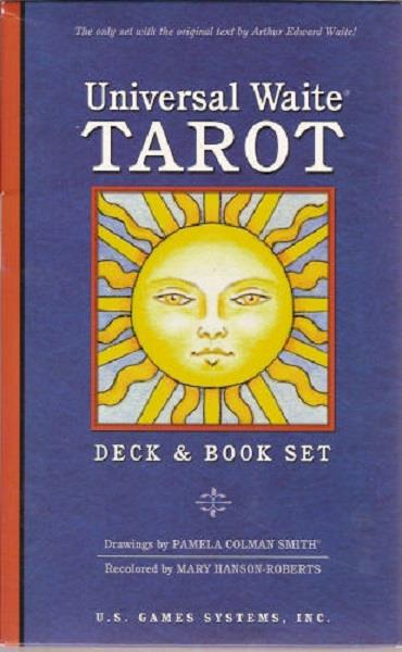 The Universal Waite Tarot Deck & book set | Earthworks