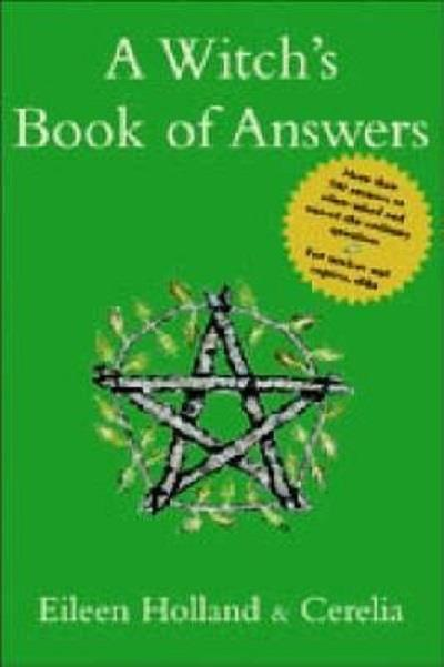 A Witch's Book of Answers | Earthworks