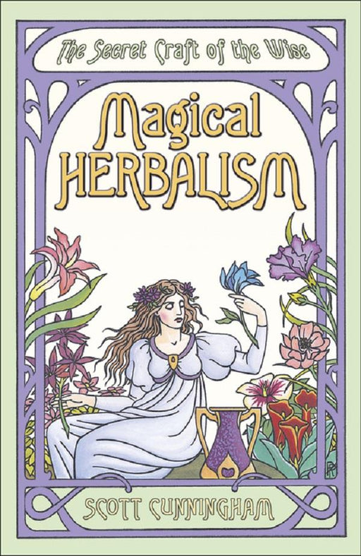 Book Magical Herbalism | Earthworks