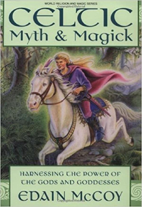 Book Celtic Myth & Magic | Earthworks