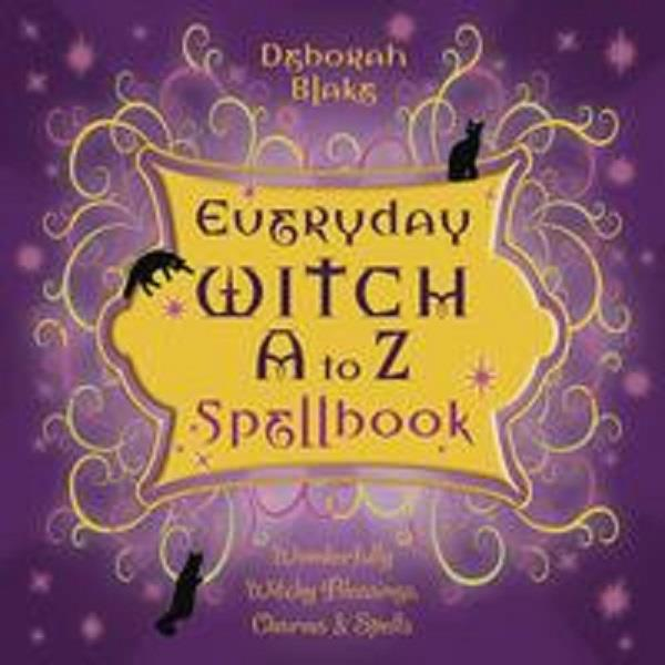 Everyday Witchcraft A-Z Spellbook | Earthworks
