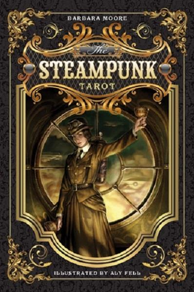 The Steampunk Tarot | Earthworks