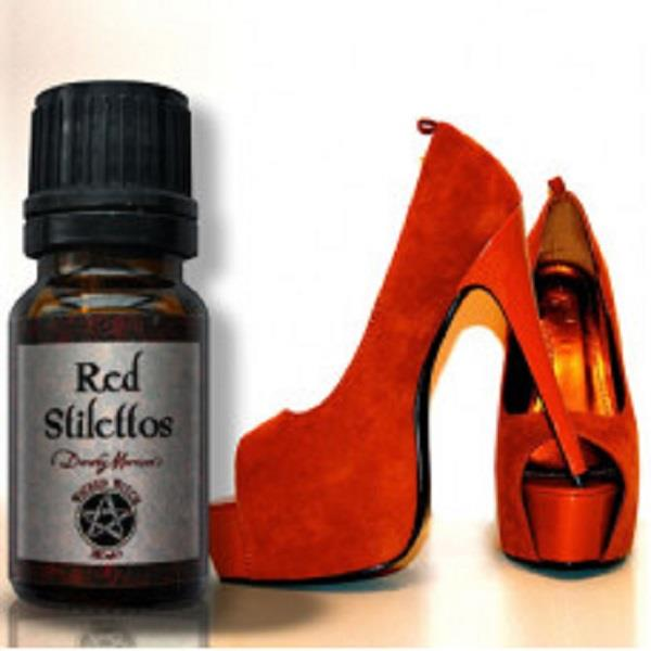 Wicked Witch Mojo Oil Red Stilettos | Earthworks