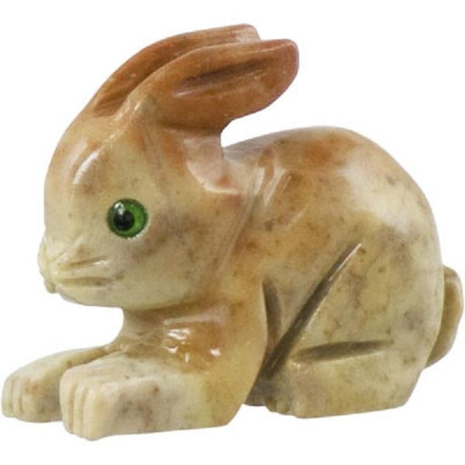 Spirit Animal Dolomite Rabbit 1.25"
