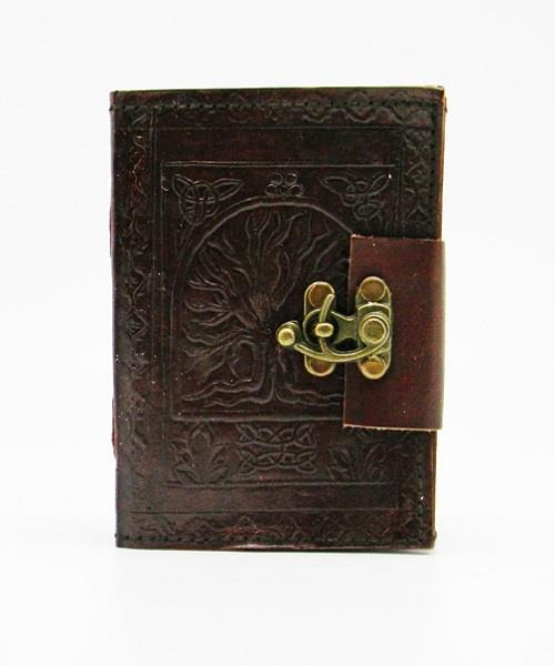Leather Journal Tree of Life | Earthworks