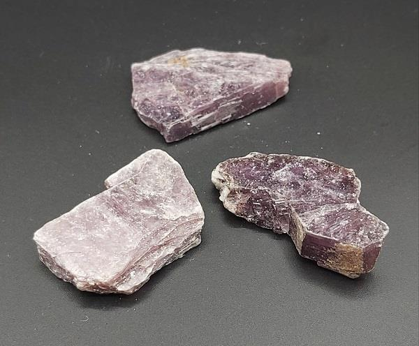 Lepidolite Slice 16g Approximate