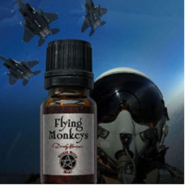 Wicked Witch Mojo Oil Flying Monkeys | Earthworks