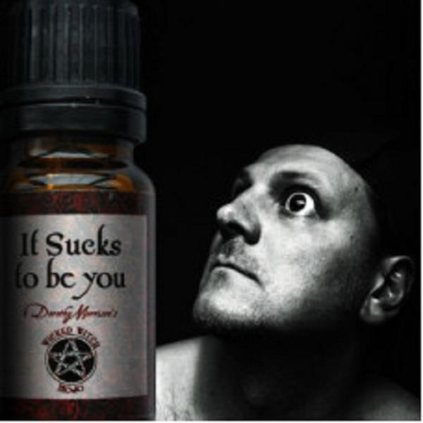 Wicked Witch Mojo Oil It Sucks to be You | Earthworks