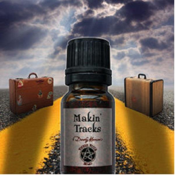 Wicked Witch Oil - Makin' Tracks | Earthworks