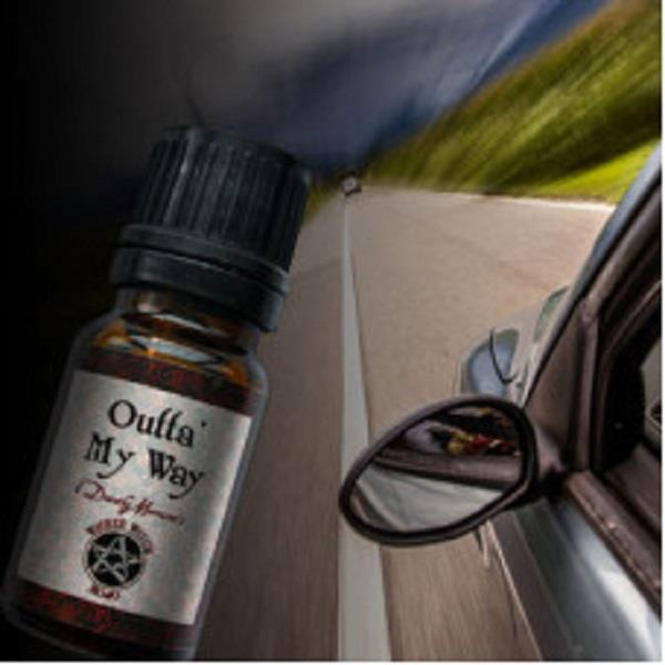 Wicked Witch Mojo Oil Outta My Way | Earthworks