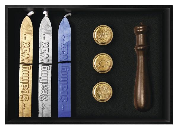 Spiritual Sealing Wax Kit | Earthworks