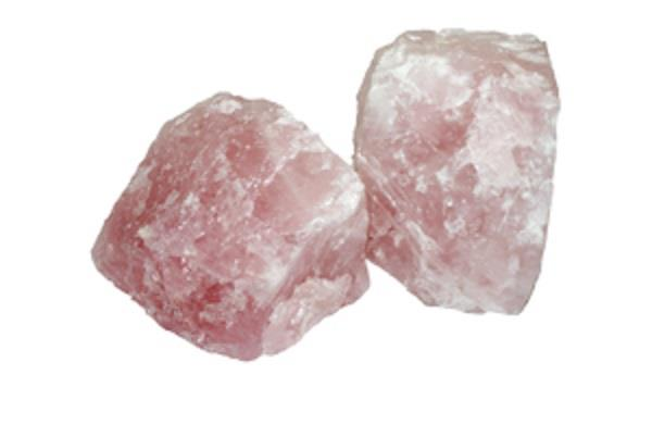 Rose Quartz Rough | Earthworks