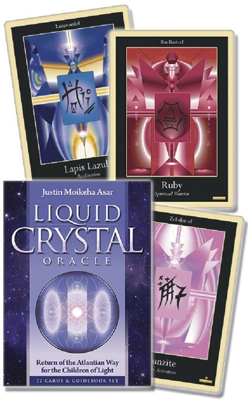 The Liquid Crystal Tarot | Earthworks