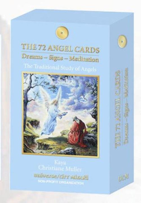 The 72 Angel Cards | Earthworks