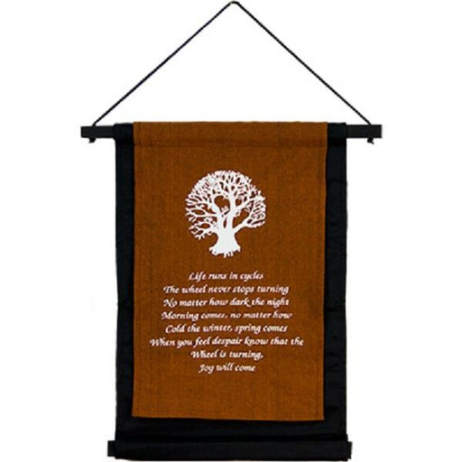 Wall Banner Tree of Life 11x16 | Earthworks