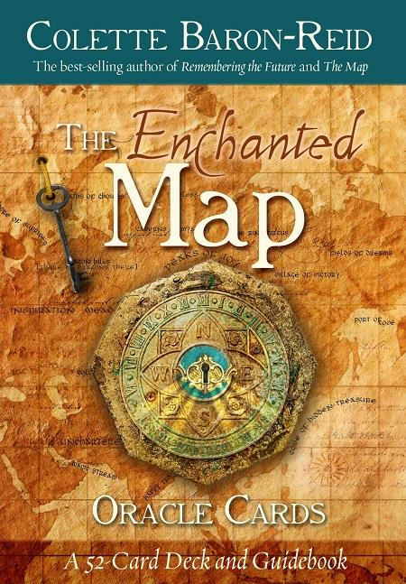 Enchanted Map Oracle Cards | Earthworks
