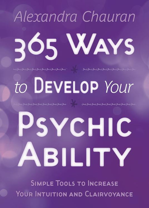 365 Ways to Develop your Psychic Ability | Earthworks