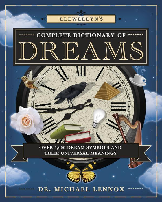 Llewellyn's Complete Book of Dreams | Earthworks
