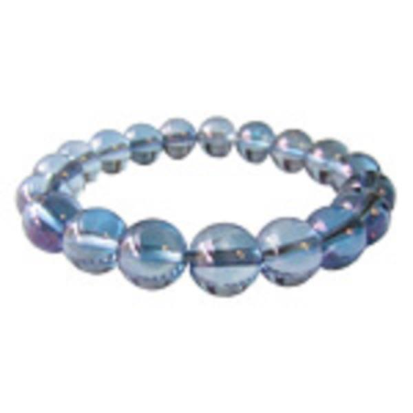 10mm Tanzanite Aura Bracelet | Earthworks