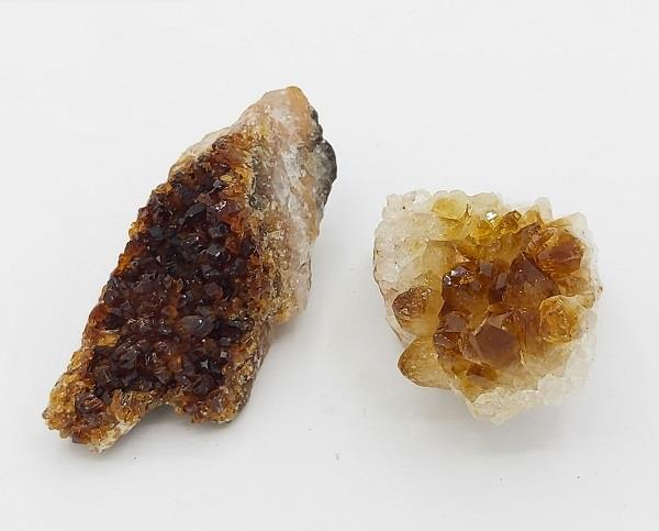 Citrine Cluster Approximately 76g