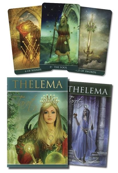 Thelema Tarot Deck | Earthworks