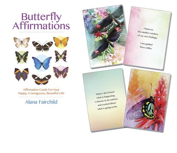 Butterfly Affirmation Cards | Earthworks