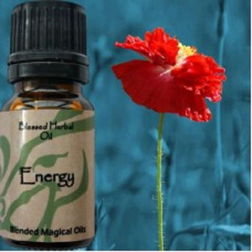 Blessed Herbal Oil Energy | Earthworks