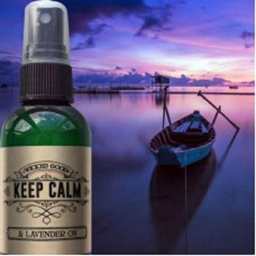 Wicked Good Spray Keep Calm & Lavender On | Earthworks