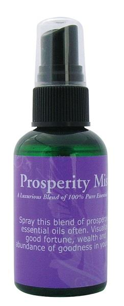 Spray 2oz Prosperity Mist | Earthworks