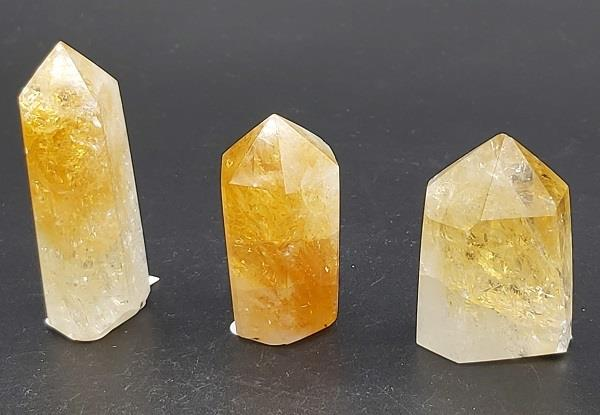 Citrine Point Approximately 34g