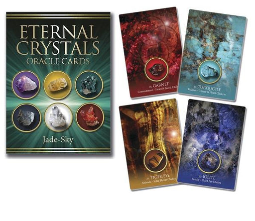 Eternal Crystals Oracle Cards | Earthworks