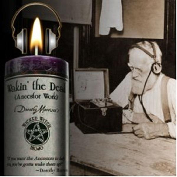 Wicked Witch Mojo Candle Wakin the Dead | Earthworks