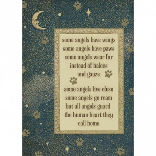 Greeting Card Pet Angels | Earthworks