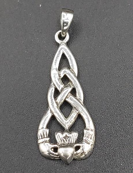 Pendant Claddagh Sterling Silver