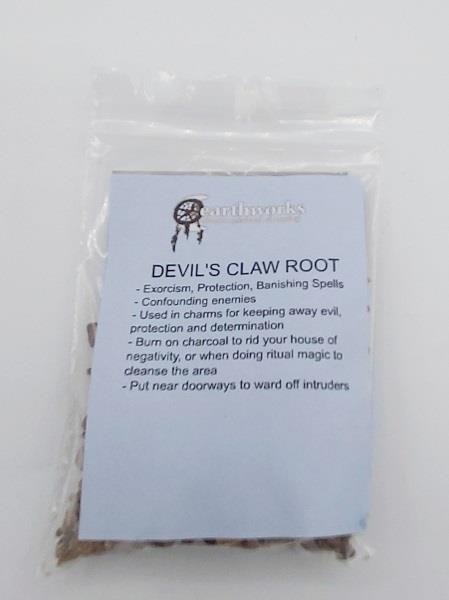 Devil's Claw Root Approximately 35g | Earthworks