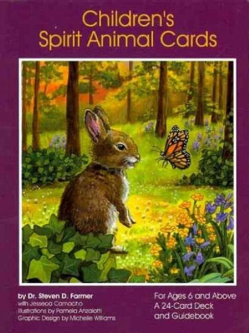 Children's Spirit Animal Cards | Earthworks