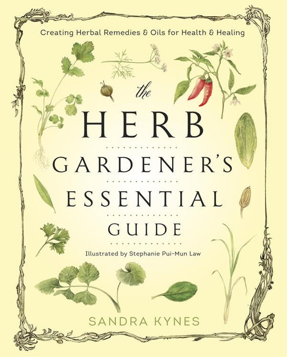 The Herb Gardeners Essential Guide | Earthworks