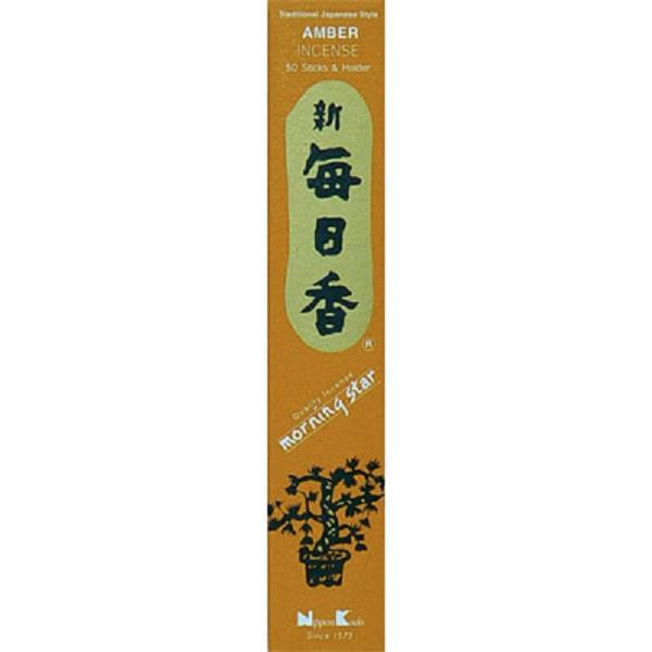 Morningstar Incense Amber | Earthworks