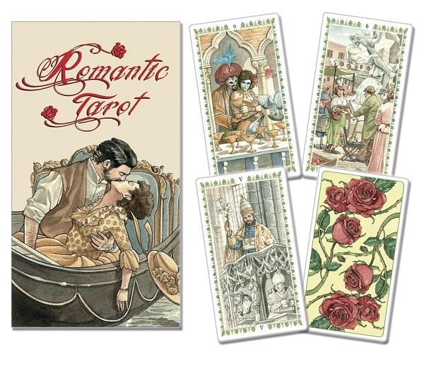Romantic Tarot Deck | Earthworks