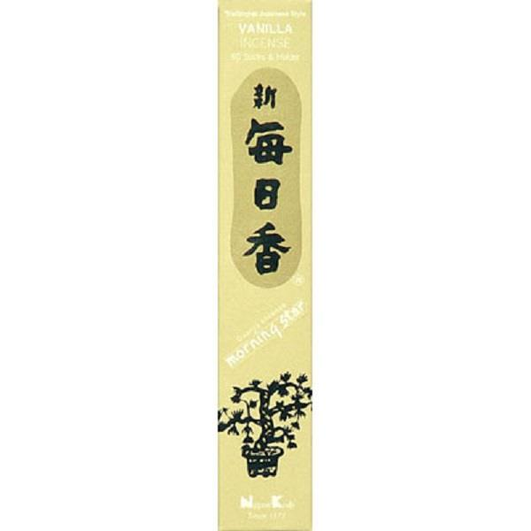 Morningstar Incense Vanilla | Earthworks