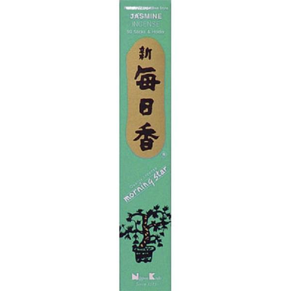 Morningstar Incense Jasmin | Earthworks