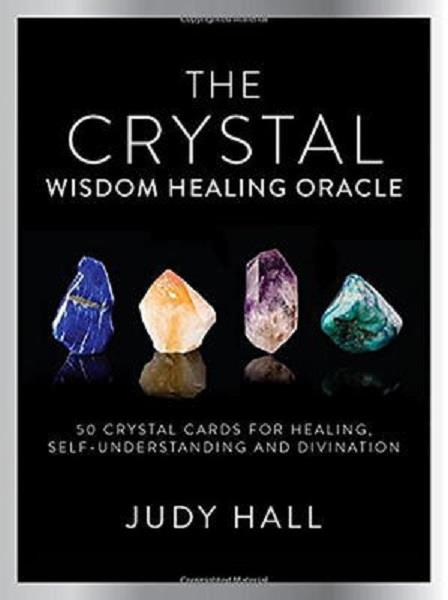 Crystal Wisdom Oracle Cards | Earthworks